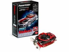 PowerColor Vortex II Radeon HD 6770 balení