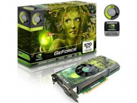 Point of View GeForce GTX 570 2560 MB