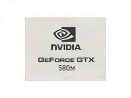 Nvidia GeForce GTX 580M GPU