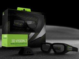 Nvidia 3D Vision 2 - balení