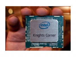 Intel Knights Corner - detail