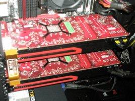 AMD 28nm GCN 384bit Radeon HD 7900 - uniklé snímky