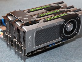 3x Titan TechPowerUp