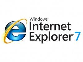 Internet Explorer 7 logo