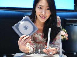 Samsung Blu-ray rekordér s HDD a Wi-Fi