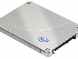 Intel X25-M s 34nm flash čipy