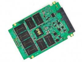 OCZ Vertex 2 Pro SSD - flash čipy a řadič SandForce