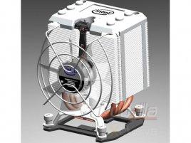 Nákres chladiče k odemčeným procesorům Intel pro patici LGA1156 (DHX-B)