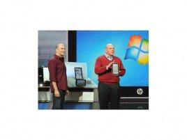 HP Slate a Steve Ballmer
