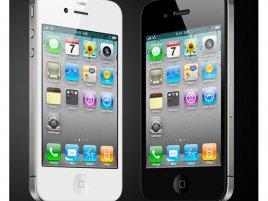 Apple iPhone 4 (bílý a černý)
