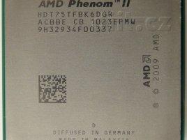 AMD Phenom II X6 1075T (HDT75TFBK6DGR)