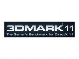 3DMark 11 logo