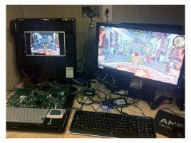 AMD Brazos test Platform