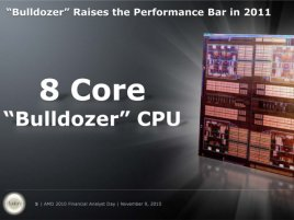 8-Core Bulldozer CPU