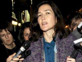 Španělská ministryně kultury Ángeles González-Sinde