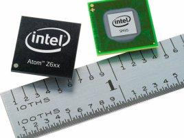 Intel Atom Z6xx + Intel SM35 Express Chipset