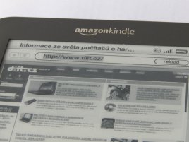 Web www.diit.cz v Amazon Kindle