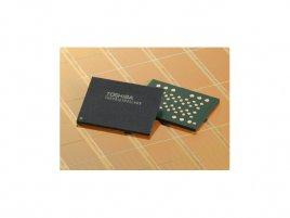 Toshiba NAND flash