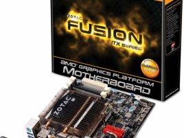 Zotac FUSION-ITX WiFi A-series + box