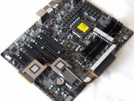 Gigabyte GA-Z68X-UD7-B3 - odstrojená