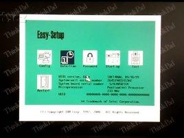IBM ThinkPad 600 - Easy-Setup (video)