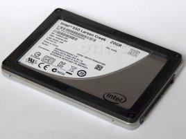 Intel SSD 311 Larson Creek 20GB