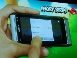 Zakoupení Mighty Eagle přímo ve hře Angry Birds