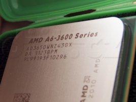 AMD A6-3650 APU v krabičce