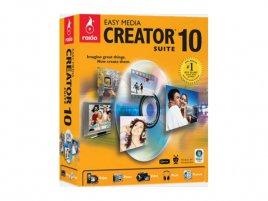 Easy Media Creator 10 - krabice