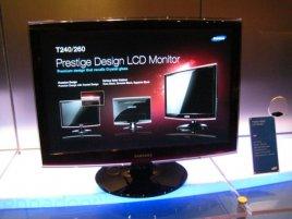 Samsung LCD, řada T
