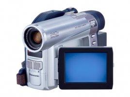 Panasonic VDR-M30K DVD kamera