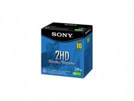 Sony 3,5palcové diskety