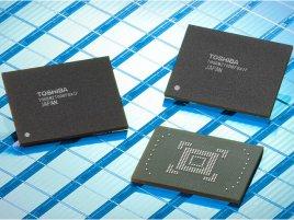 Toshiba eMMC čipy 128 GB