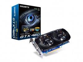 Gigabyte Nvidia GeForce GTX 460 GV-N460OC5-1GI