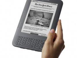 Kindle s WiFi v ruce