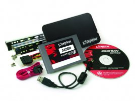 Kingston SSDnow V+ 100 bundle 512GB