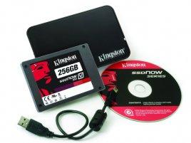 Kingston SSDNow V100 256GB notebook bundle