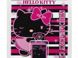 Toshiba SDHC Hello Kitty - Obrázek 2