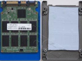 Kingston HyperX SSD 120GB otevřený