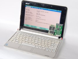 Acer Aspire One Zg 5