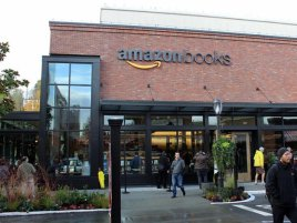 Amazon Bookstore 01