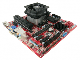 AMD APU Trinity FirePro A3xx deska 03