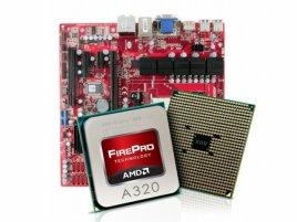 AMD APU Trinity FirePro A3xx deska 05