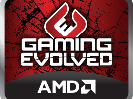 AMD Gaming Evolved logo 2012