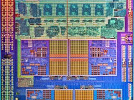AMD Llano die
