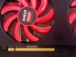 Amd Radeon R 9 285 X Front