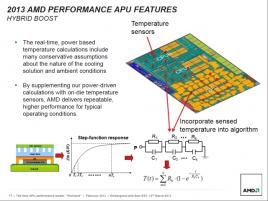 AMD Richland press 13 - hybrid boost