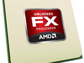 AMD Unlocked FX processor