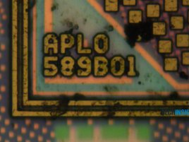 Apple A6 Die Marking