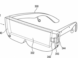 Apple Glasses Patent 01